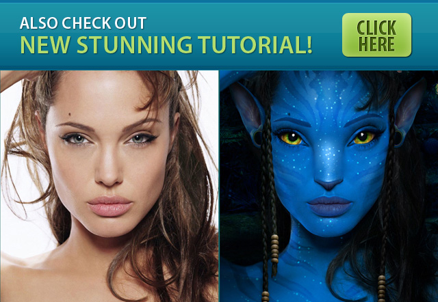 Na'vi Avatar Photo Manipulation (Exclusive Tutorial)