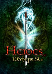 Making of the Magical Heroes of 10Steps.SG