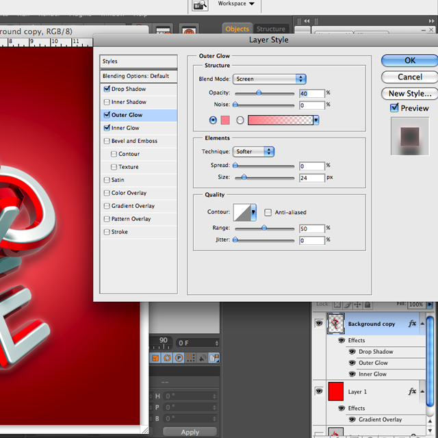 3D Typography Tutorials for Learners