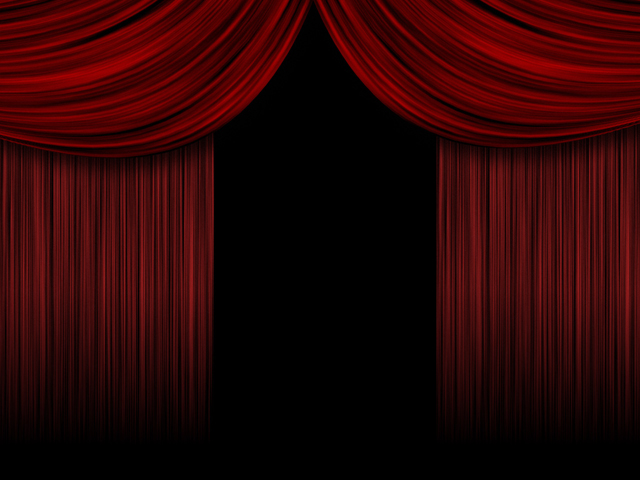 Movie or theatre curtain | royalty free images #2487642 | Pixmac