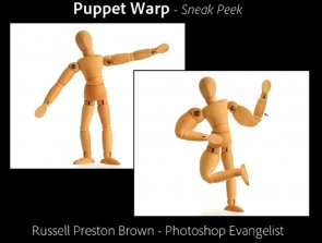 Puppet Warp Sneak Peak CS5