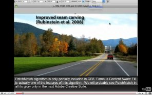 PatchMatch feature in Photoshop CS5