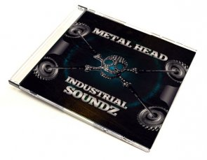 Design Awesome Industrial CD Cover Art