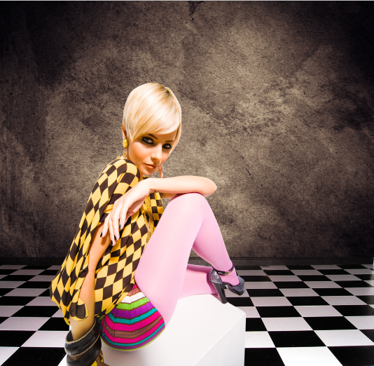 Fashion Victim - 3D Anaglyph Photoshop Tutorial | Special