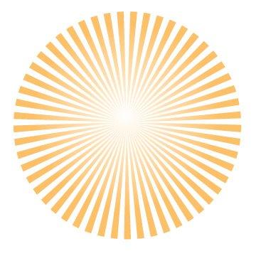 how to create vector sun rays adobe illustrator rh webdesign org sun rays vector background sun rays vector free download