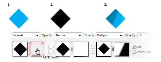 how to put an image inside a shape in illustrator