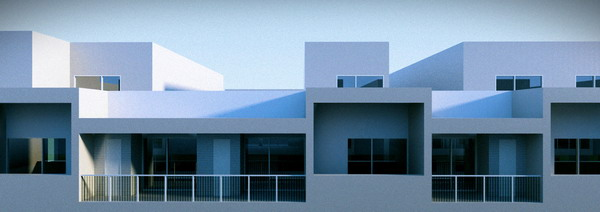 Exterior: Exterior Scenes In 3d Max