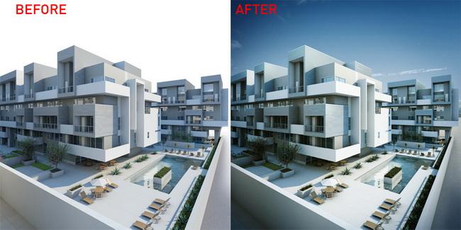 Exterior Scenes In 3d Max 3d Tutorials
