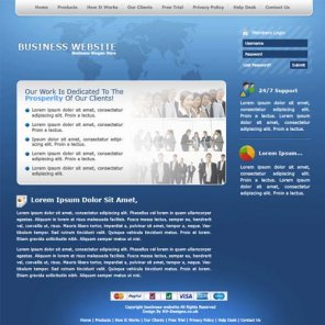 Website Design for Business Theme Complete Tutorial