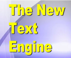 Flash CS5 Text Engine