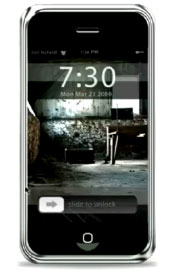 Iphone slide to unlock flash cs4