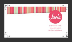How To Design a Print Ready Letterhead & Comp Slip