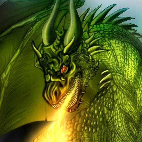 Как рисовать драконов