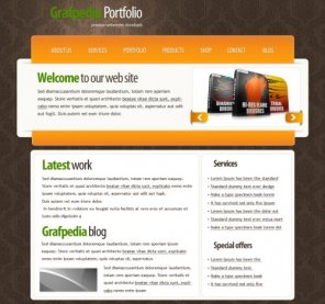 Create an Awesome Portfolio Layout