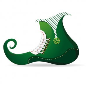 How to Create an Leprechaun's Shoe in Adobe Illustrator CS4