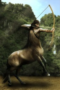 Creating Sagittarius in Photoshop