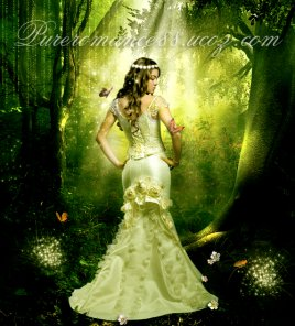 The Enchanted Forest- Fantasy Photo Manipulation