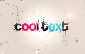 Create a Cool Liquid Text Effect with Feather Brush Decoration in Photoshop