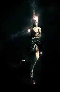 Create a Crystallized Water Girl Figure with Disintegration Effect in Photoshop