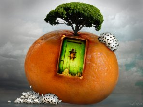 Showcase of  25+ Stunning Photo Manipulations and Artworks Templates