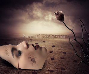 Love Hurt - Dark and Surreal Photo Manipulation
