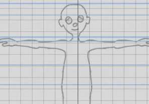 Modeling a head neck and torso in maya