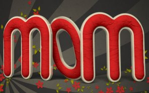 Crumpled Paper Textured 3D Text Effect In Photoshop CS5  Part 1