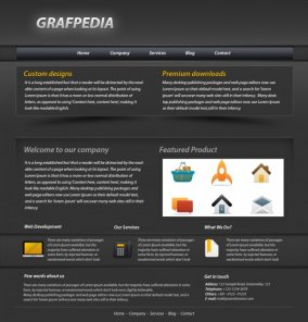 Create a Simple Yet Attractive Web Layout