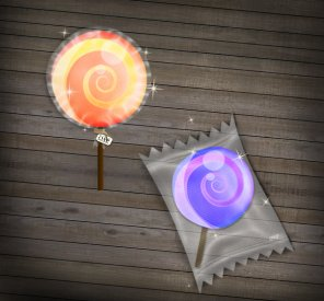 How To Plastic Wrap Your Candy With Photoshop And Illustrator