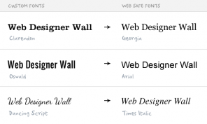 CSS3 @font-face Design Guide