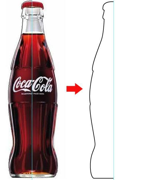 Create Colorful Coca Cola Bottle Using Adobe Illustrator ...  Coke
