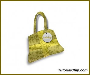Create a beautiful lady bag using photoshop