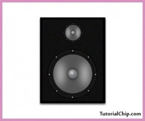 How to Make an Electronic Speaker in Photoshop