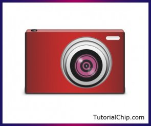How to Create a Digital Camera: Photoshop Tutorial
