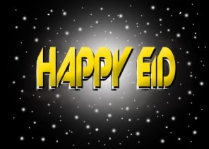 Create a New Eid Text Effect in Photoshop