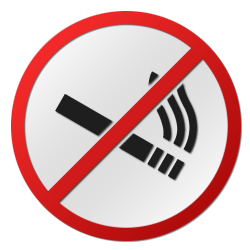 No Smoking in Photoshop