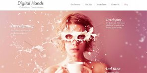 Round-up of Cool Parallax Scrolling Web Sites