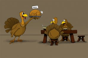 Showcase of Stunning Thanksgiving day Tutorials, Templates ans Illustrations