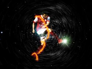 Create a Lightning Effect on Flying Man in Photoshop CS5
