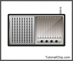 Create a Fantastic Retro Radio Using Photoshop CS5
