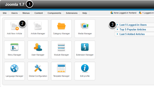 the ultimate joomla admin templates guide joomla
