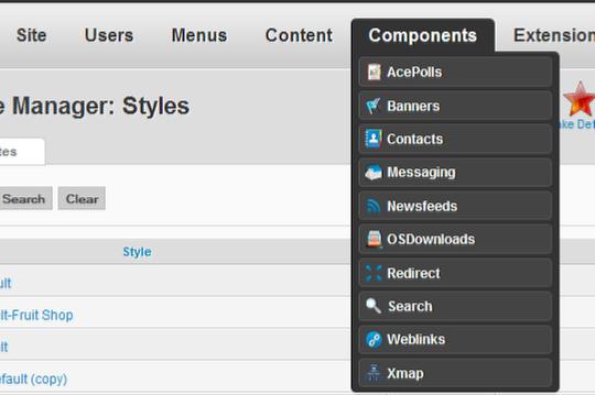 28 metro style templates (html/css, wordpress & joomla) | ginva.