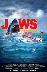 How to Create Realistic JAWS Movie Poster in Photoshop