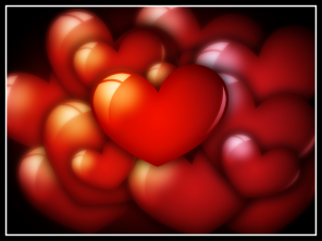 GIMP Tutorial: Just in Time for Valentines!