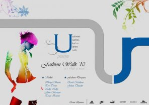 Create a Fashion Show Poster