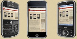 Develop iPhone Friendly Websites