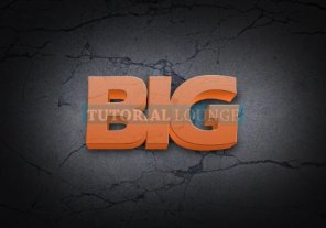 Photoshop Guide: Large 3D Grunge Type Effects For Titles