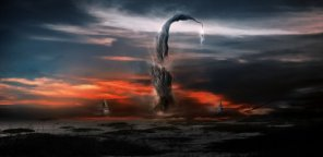 Design Surreal Concept Manipulation with Alien Structures in Photoshop