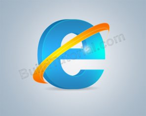 How to Make Internet Explorer Icon in Photoshop