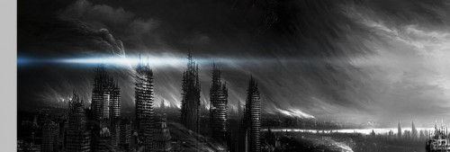 3 attach 500x169 Create Sci Fi Style Laser Light Special Effect in Photoshop